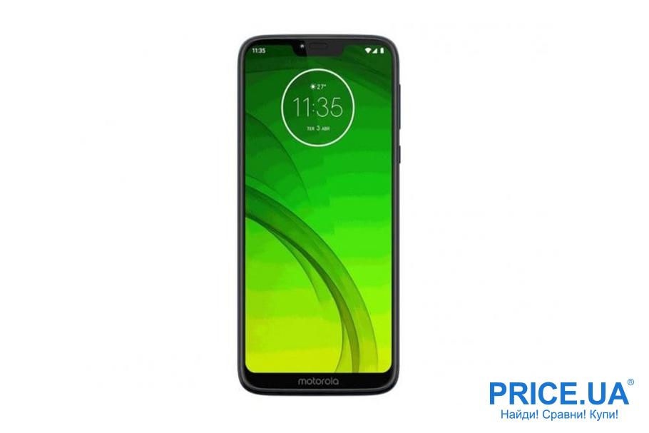 Новинки смартфонов 2019: топ-10. MOTOROLA МОТО G7