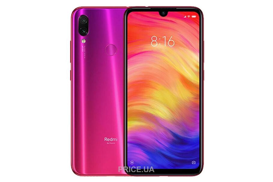 Смартфон до 10 тысяч гривен: лучшие варианты. Xiaomi Redmi Note 7