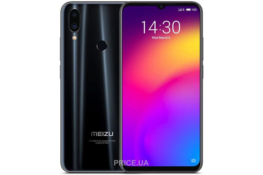 Смартфон до 10 тысяч гривен: лучшие варианты. Meizu Note 9