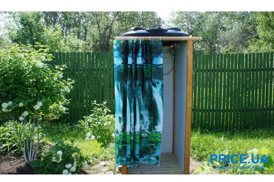 Лайфхак: мастерим летний душ