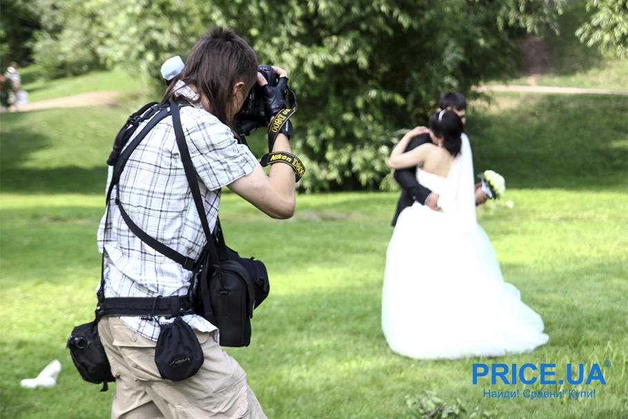 Свадебные хлопоты: как выбрать фотографа?