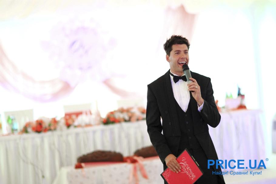 Свадебные хлопоты: как ведущего на торжество?