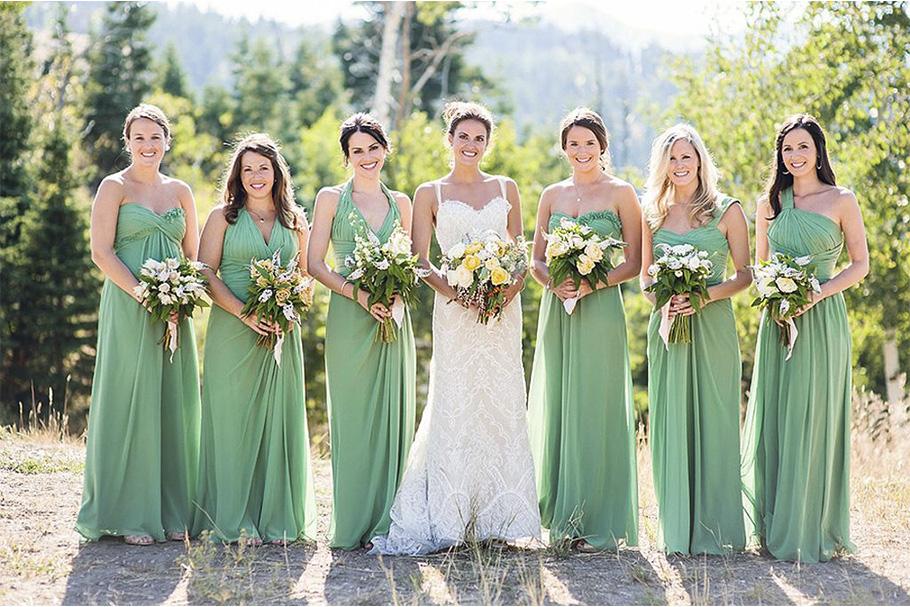 61500c9437aca23 Моя идеальная свадьба. Лучшие наряды для подружек невесты | PriceMedia