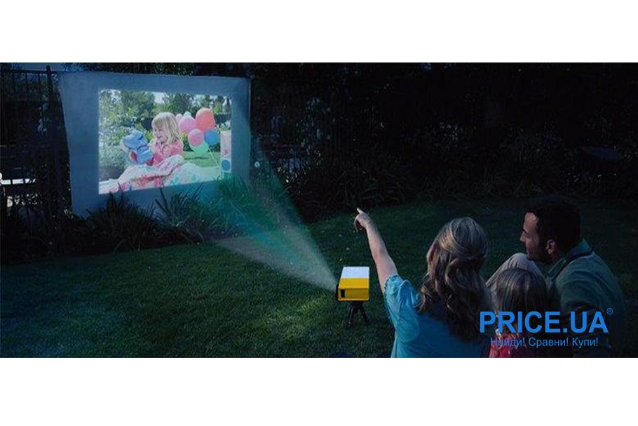 Как выбрать хороший мини-проектор. Важные параметры