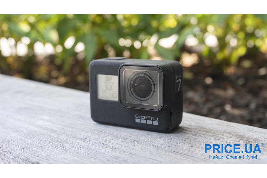 Фотокамера для путешествий: какую выбрать. Экшн-камера GoPro
