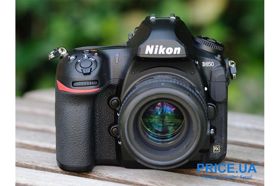 Фотокамера для путешествий: какую выбрать. Nikon D850