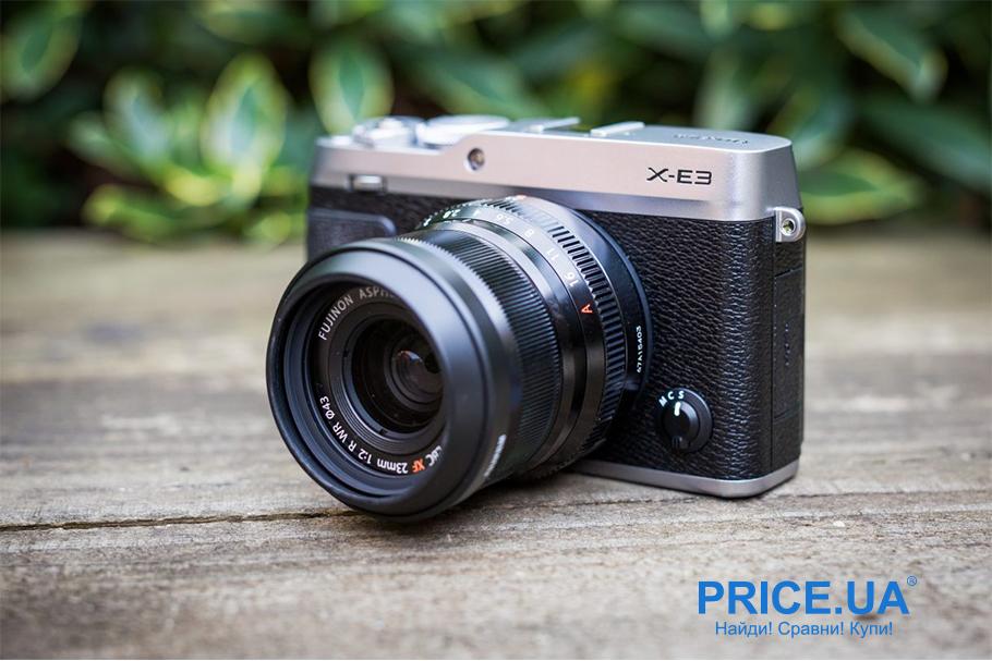 Фотокамера для путешествий: какую выбрать. Fujifilm X-E3