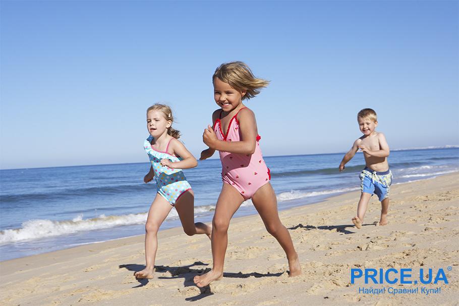 В деревню или на моря? Выбор отдыха летом для ребенка. Польза моря