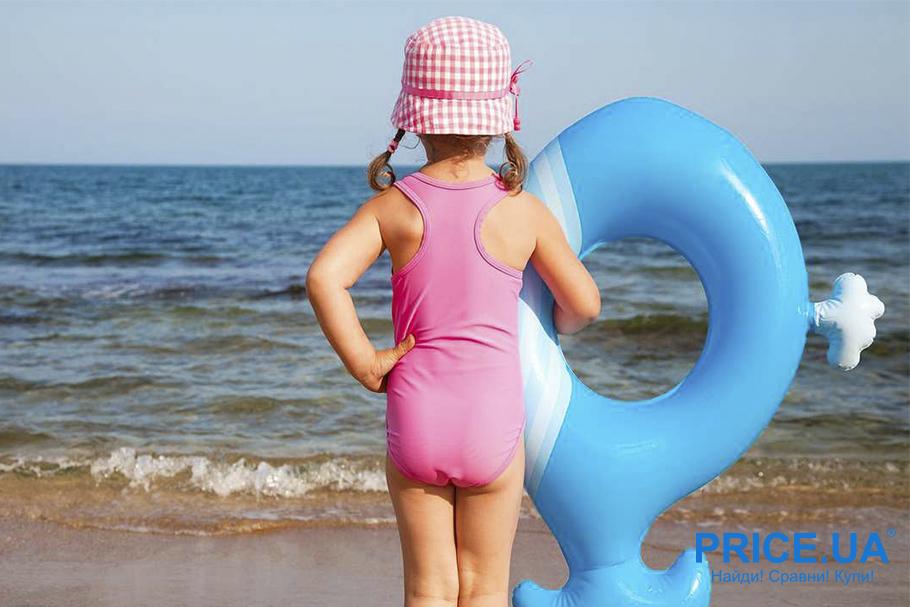 В деревню или на моря? Выбор отдыха летом для ребенка.Морские купания