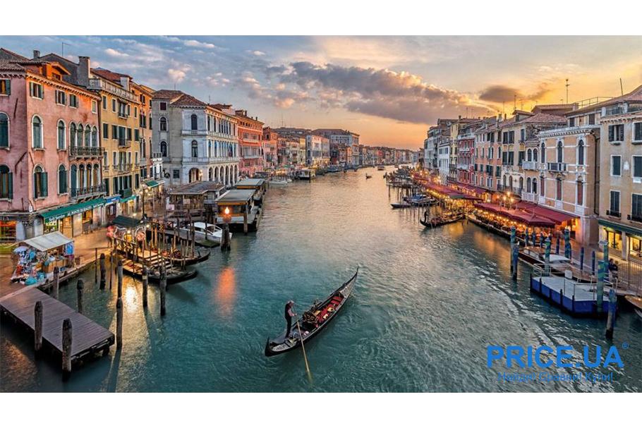 Летние путешествия влюбленных: куда можно успеть. Венеция
