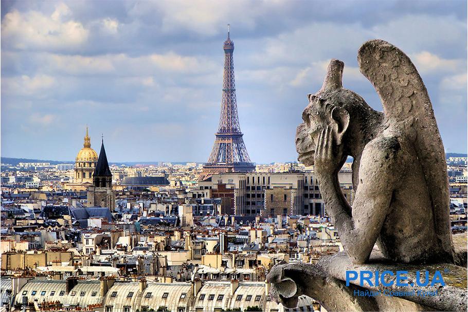 Летние путешествия влюбленных: куда можно успеть. Париж