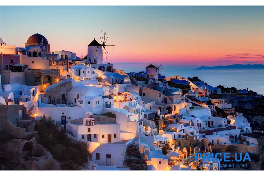 Летние путешествия влюбленных: куда можно успеть. Ия, Греция