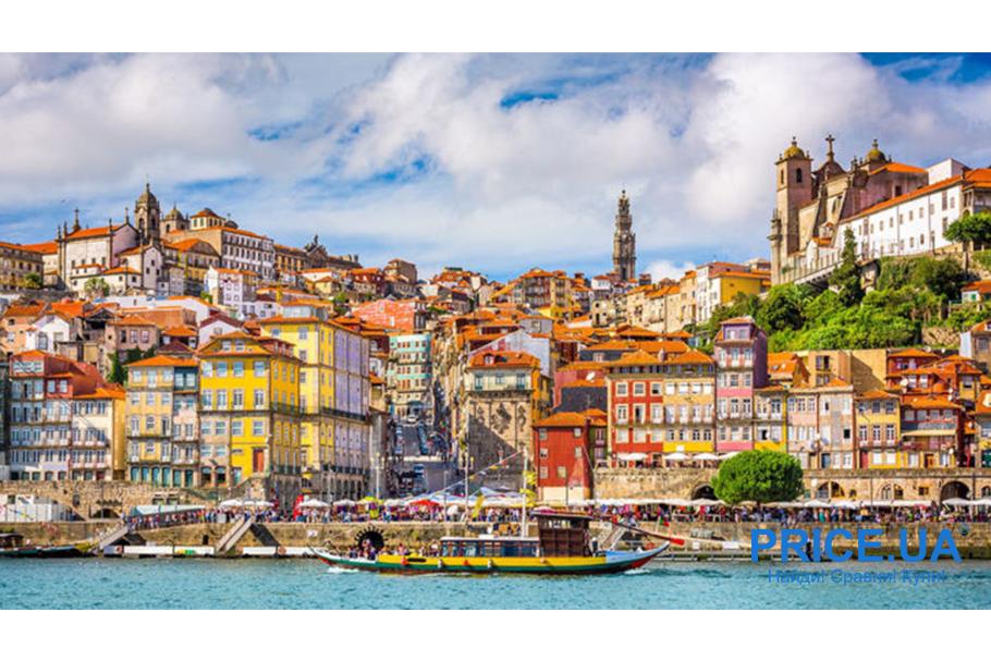Летние путешествия влюбленных: куда можно успеть. Порто, Португалия