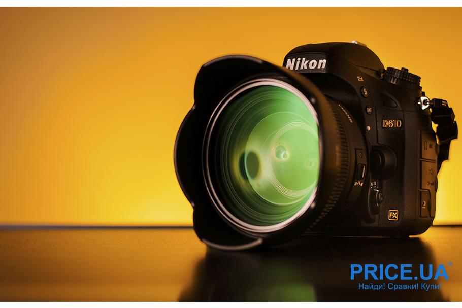 Nikon: история компании. 30-60 годы