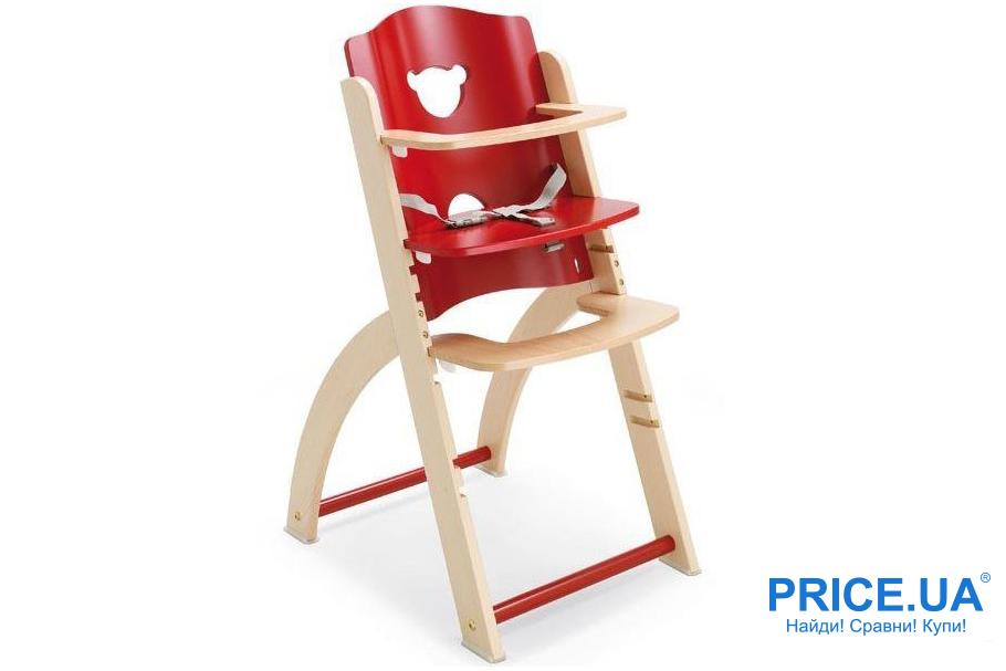 Как выбрать безопасный стульчик для кормления: высокие стулья