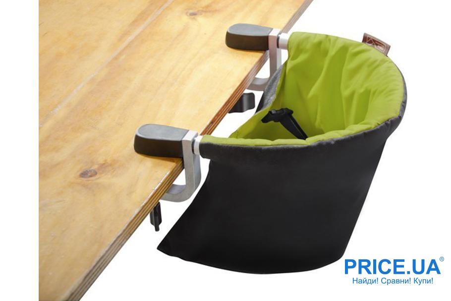 Как выбрать безопасный стульчик для кормления: подвесные