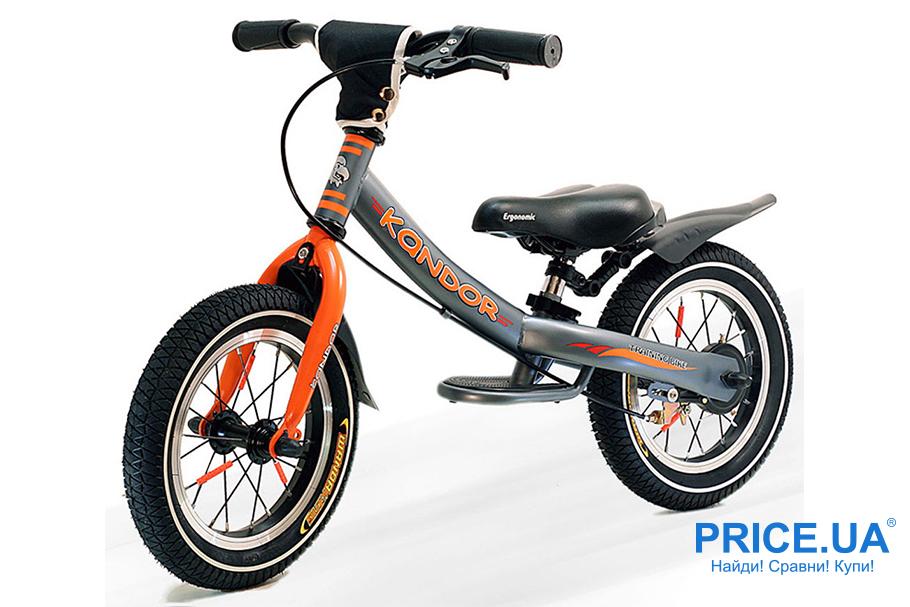 Как выбрать беговел для ребенка: велосамокаты