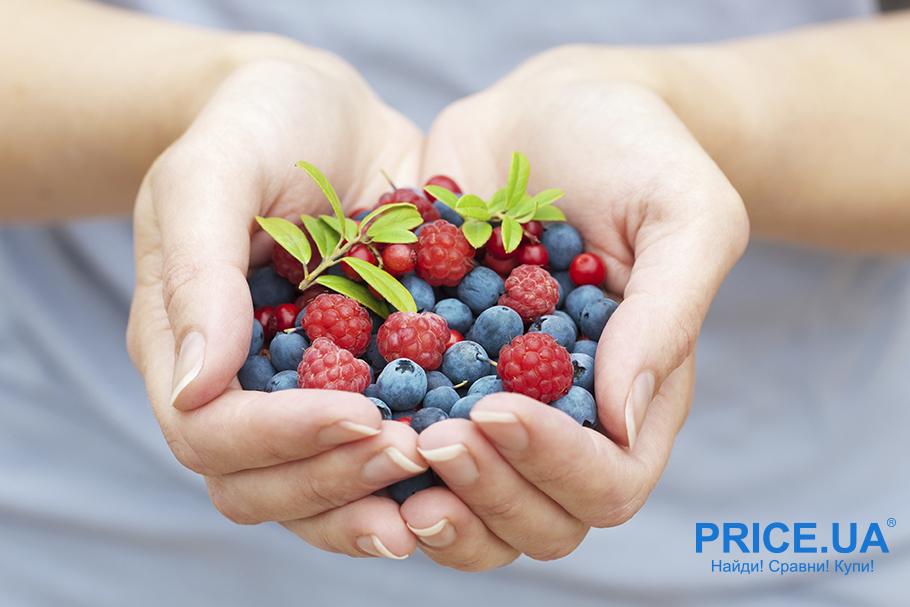 10 бьюти советов: ягоды в рационе