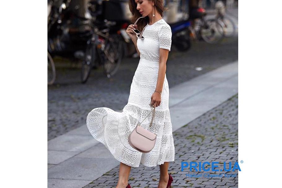 Офисное лето. Как выбрать идеальный лук? Светлые юбки и легкие платья