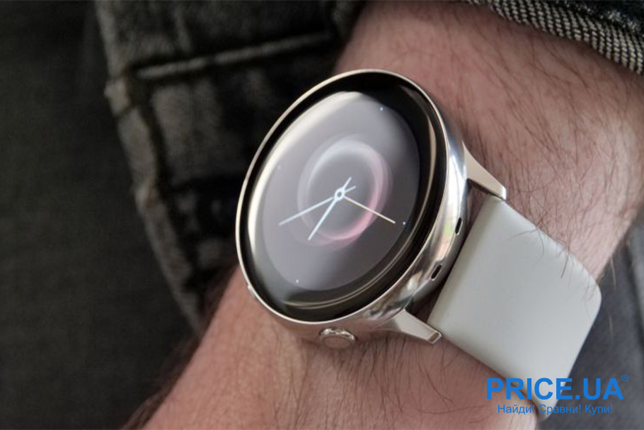 Топ-6 смартчасов. Samsung Galaxy Watch Active 2