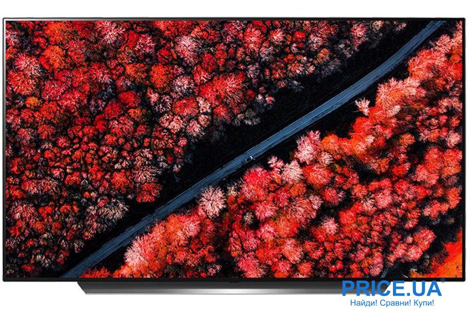 Топ-5 телевизоров 2019. LG OLED 55C9
