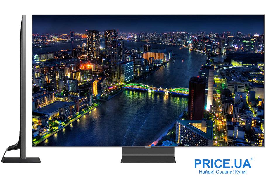 Топ-5 телевизоров 2019. Samsung QE-65Q90R