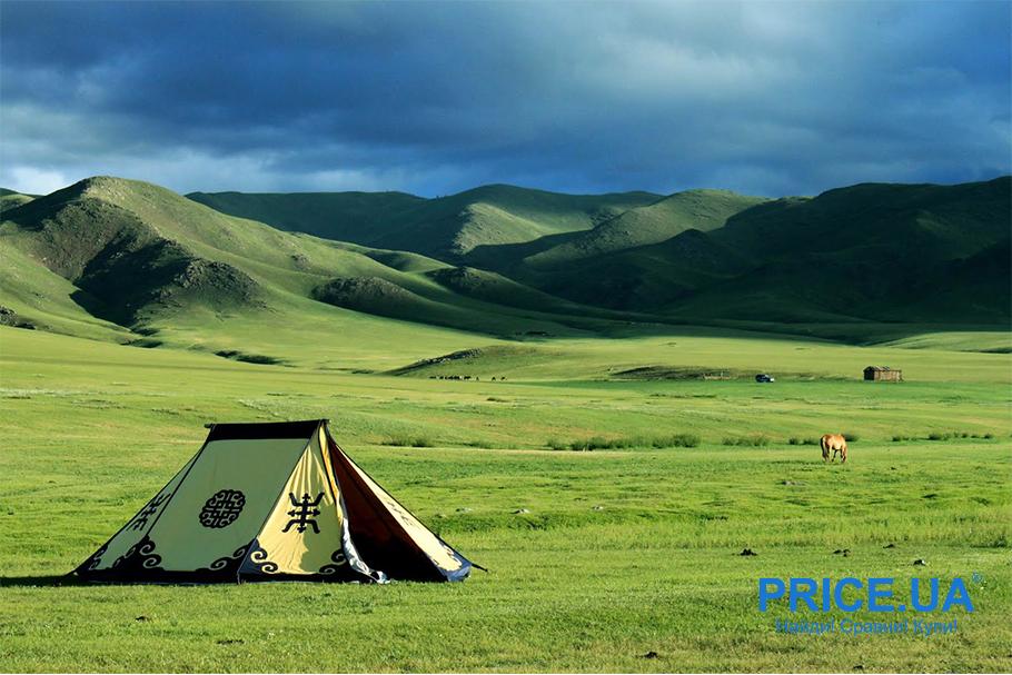 Вдали от цивилизации: топ диких мест. Монголия
