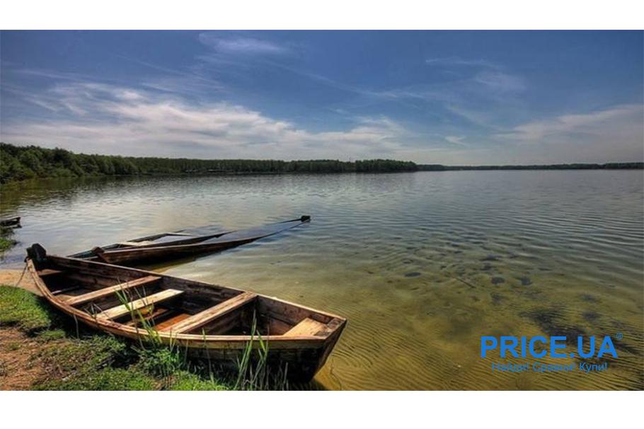 Вдали от цивилизации: топ диких мест. Шацкие озера