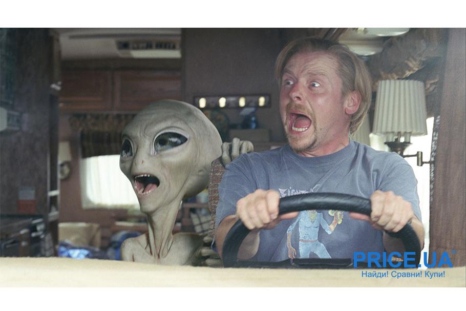 """Фильмы о пришельцах: более 15 хитовых лент. """"Пол – секретный материальчик"""", 2011"""