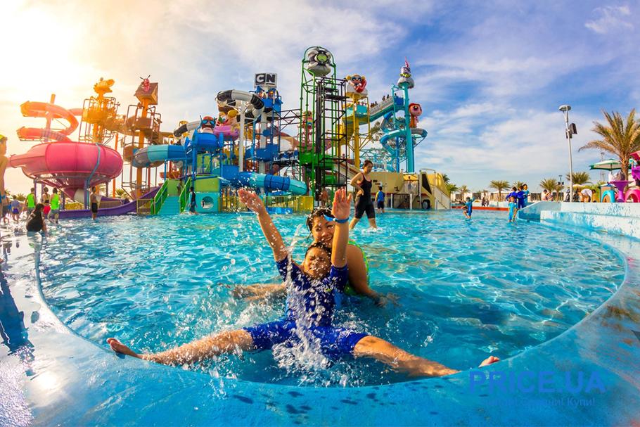 Десятка лучших аквапарков по всему миру и не только. Waterbom Bali, Кута, Индонезия