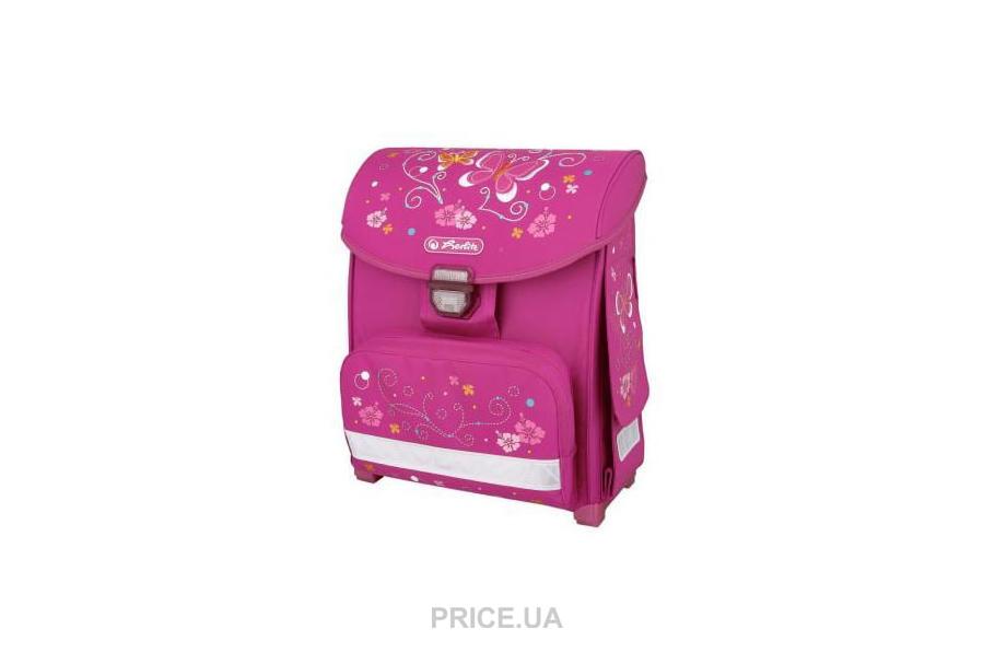 Лучшие модели рюказаков для школы. HERLITZ Smart Butterfly