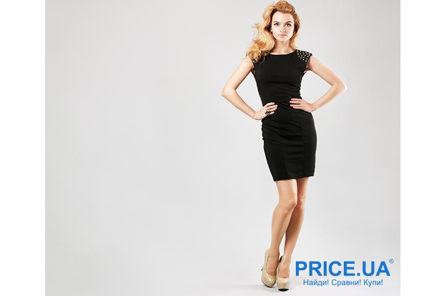 База гардероба: что выбрать.  Черное платье