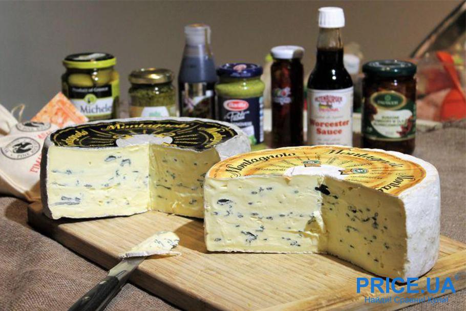 Искусство выбирать элитный сыр. Монтаньолло