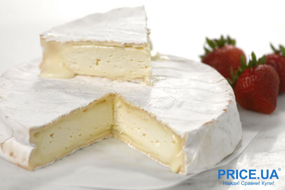 Искусство выбирать элитный сыр. Бри