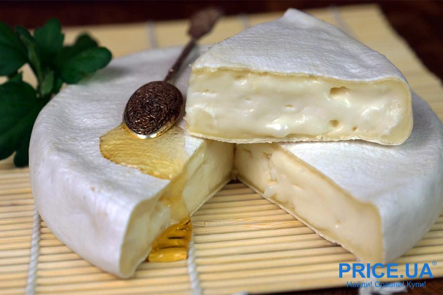 Искусство выбирать элитный сыр. Камамбер