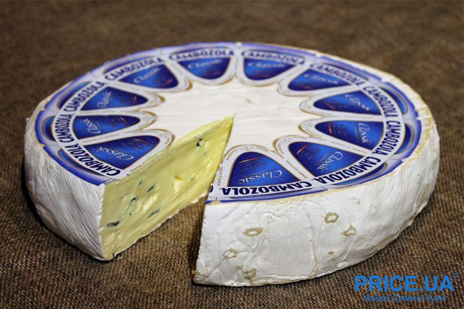 Искусство выбирать элитный сыр. Камбоцола