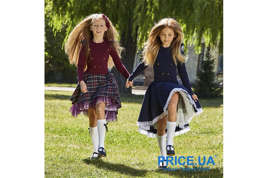 Одежда для школьника: что выбрать? Милые платья