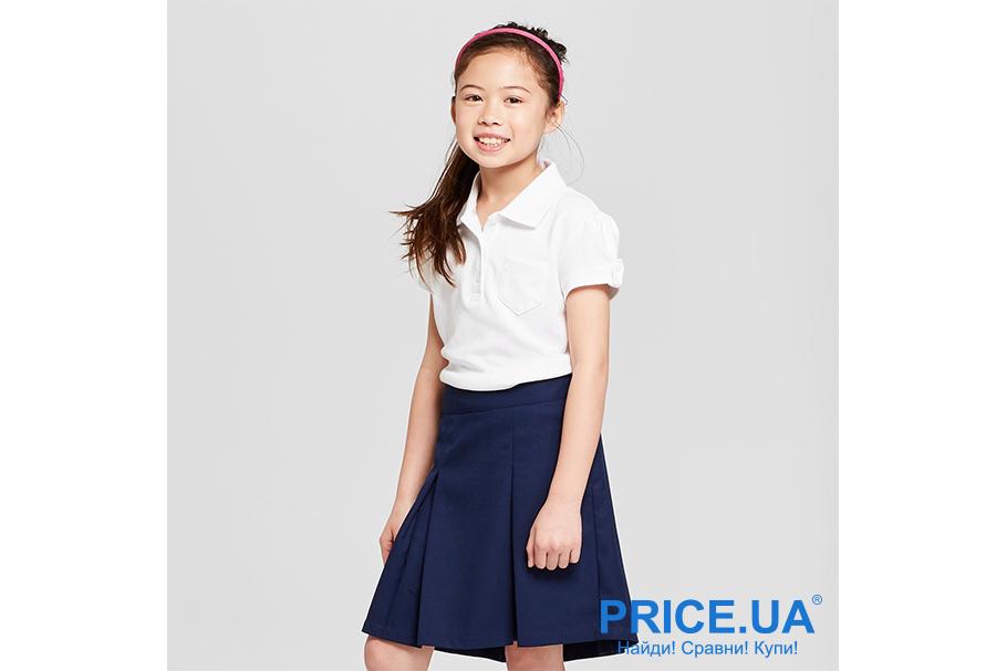 Одежда для школьника: что выбрать? Юбочки