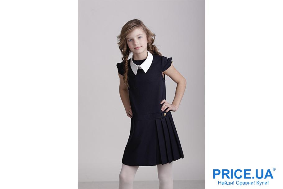 Одежда для школьника: что выбрать?  Сарафаны