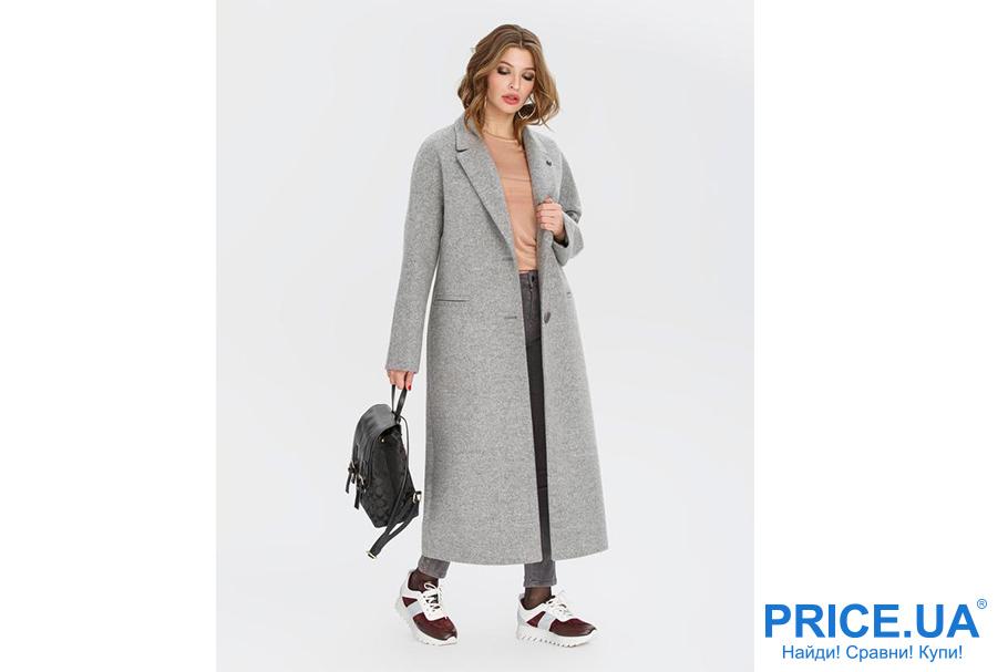 Осень 2017:топ курток и пальто. Пальто макси