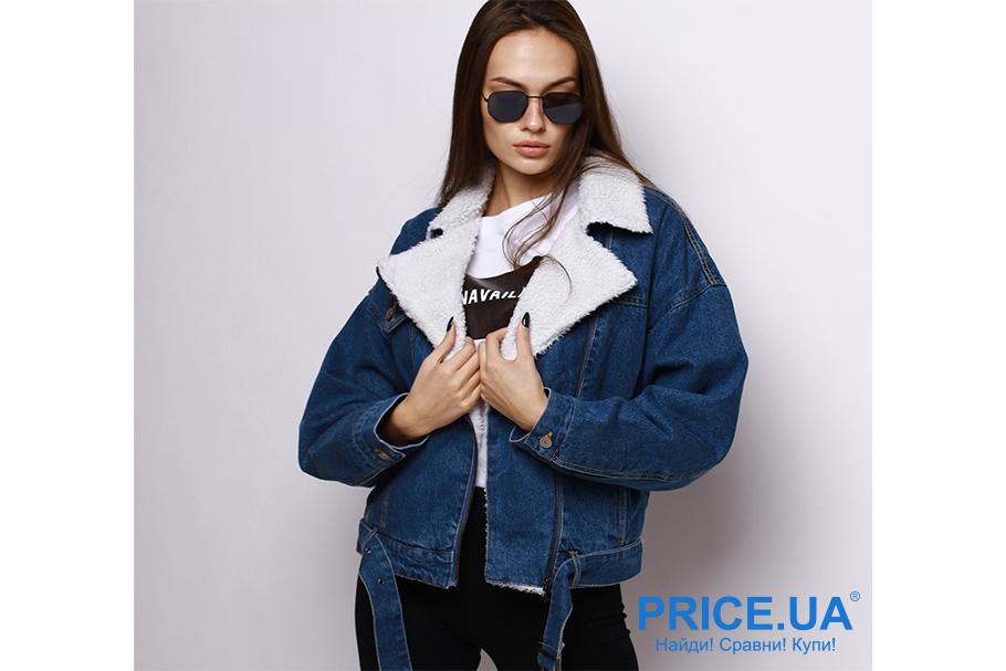 Осень 2017:топ курток и пальто. Джинсовые куртки