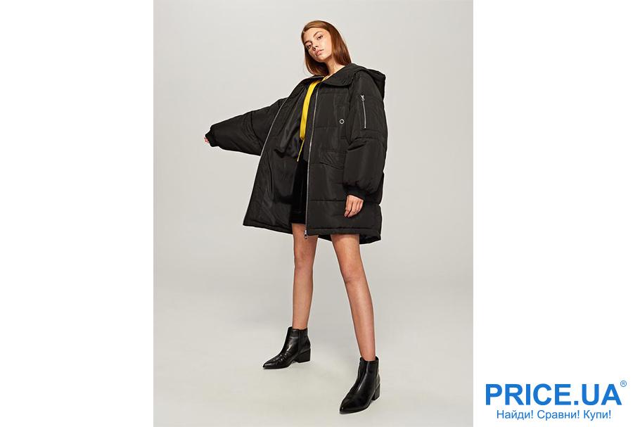 Осень 2017:топ курток и пальто. Оверсайз