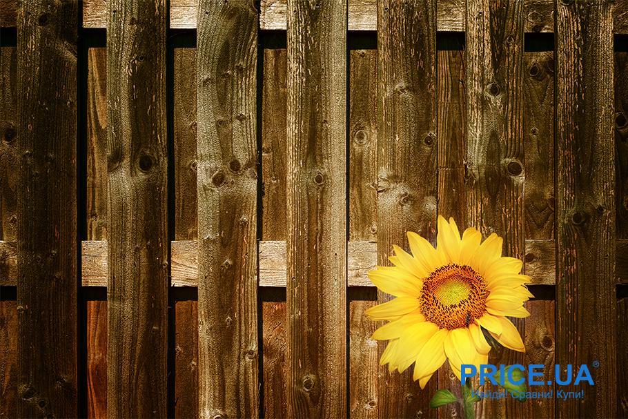 Как сделать самому забор на даче? Забор из дерева