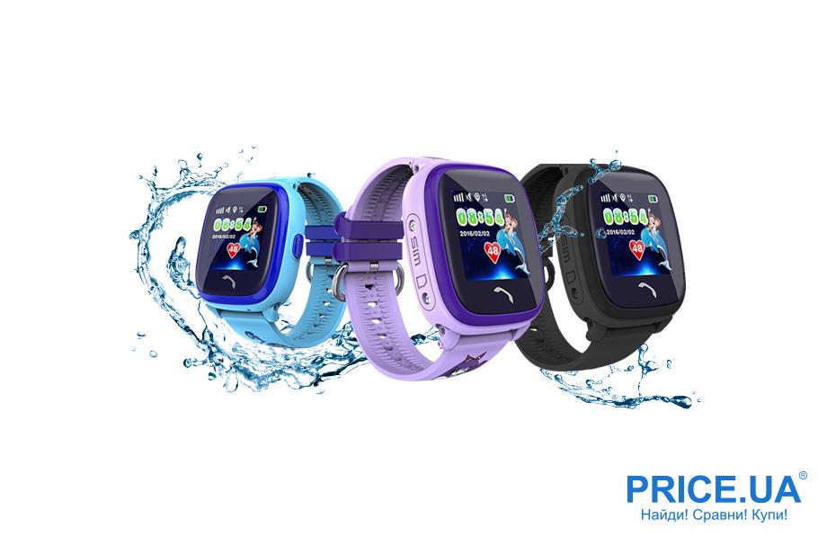 Топ идей подарков к школе. Смарт-часы Smart Baby Watch Q300S