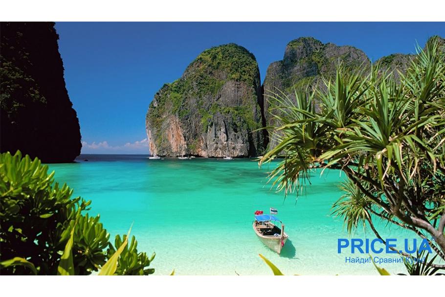 Лучшие места в бархатный сезон. Таиланд