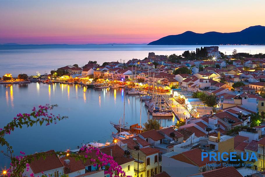 Лучшие места в бархатный сезон. Греция