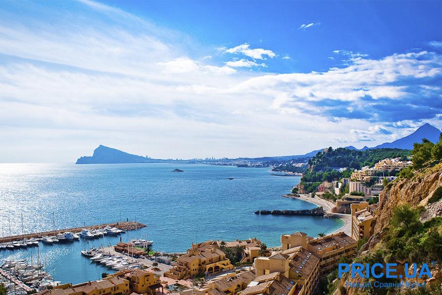 Лучшие места в бархатный сезон. Испания