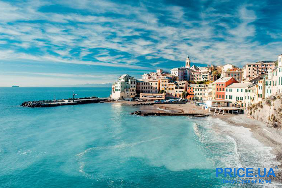 Лучшие места в бархатный сезон. Италия