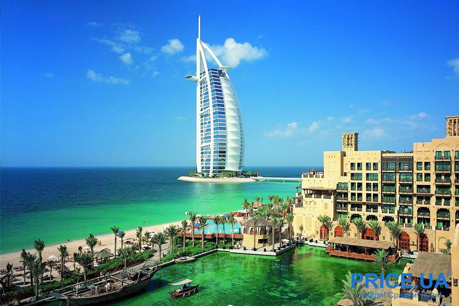 Лучшие места в бархатный сезон. ОАЭ