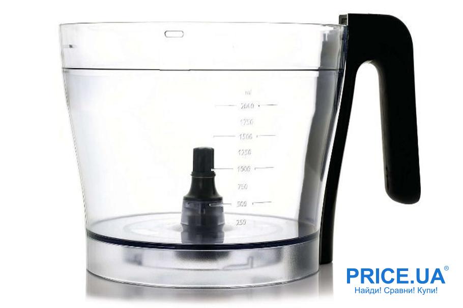 Как правильно выбрать кухонный комбайн? Объем чаши